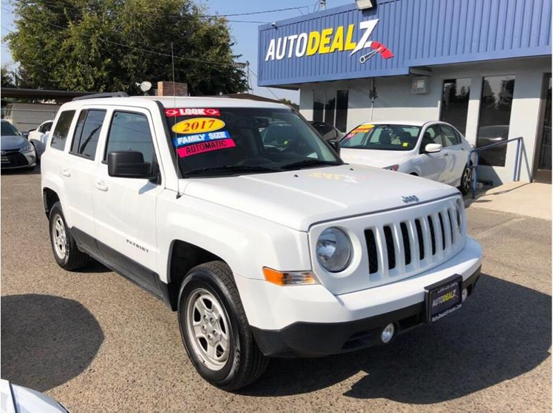 Pre-Owned 2017 Jeep Patriot Sport SUV 4D