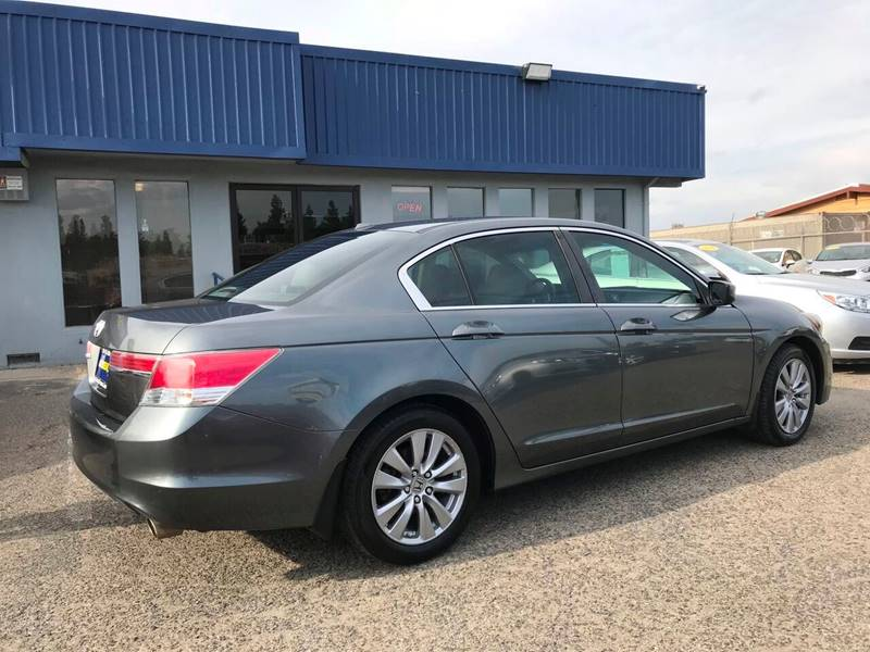 Pre Owned 2012 Honda Accord EX L Sedan 4D