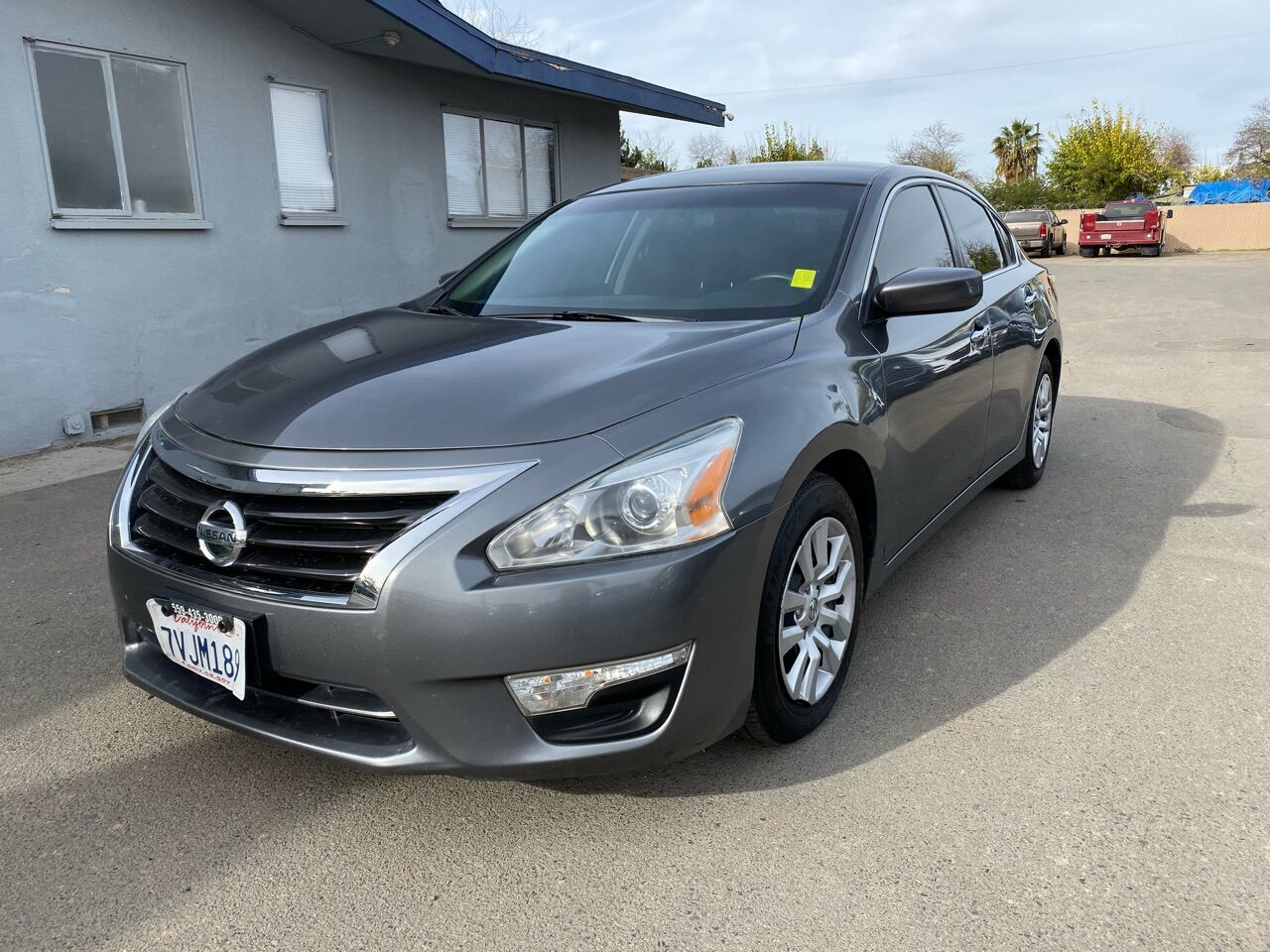 Pre-Owned 2015 Nissan Altima 2.5 S Sedan 4D