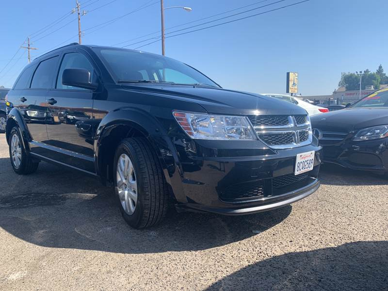 Pre-Owned 2016 Dodge Journey SE AWD 4dr SUV