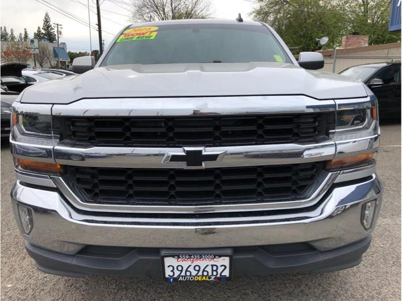 Pre Owned 2016 Chevrolet Silverado 1500 Lt Pickup 4d 5 3 4 Ft