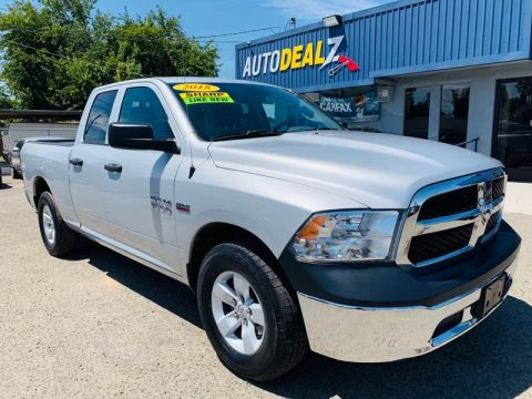 Pre-Owned 2018 RAM Ram Pickup 1500 Tradesman Pickup 4D 6 1/3 ft Rear Wheel Drive Pickup Truck