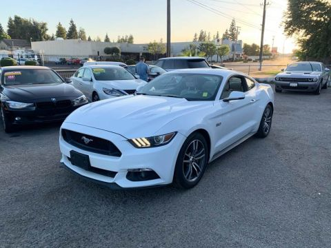 Pre-Owned 2015 Ford Mustang GT Premium Coupe 2D Coupe