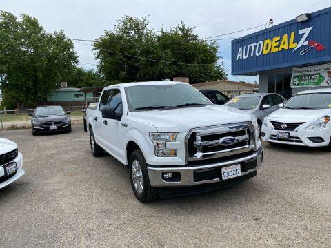 Pre-Owned 2017 Ford F-150 XLT Pickup 4D 5 1/2 ft