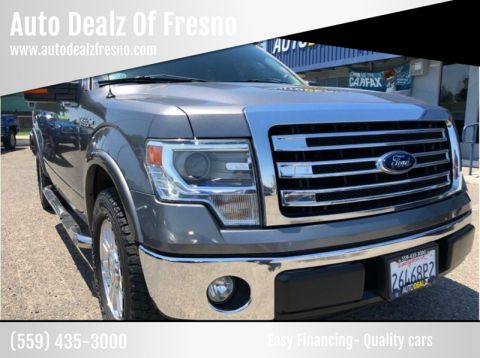 Pre-Owned 2013 Ford F-150 Lariat Pickup 4D 5 1/2 ft Pickup Truck