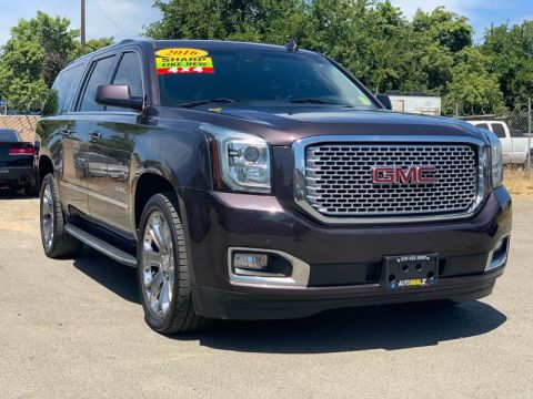 Pre-Owned 2016 GMC Yukon XL Denali 4x4 4dr SUV Four Wheel Drive SUV