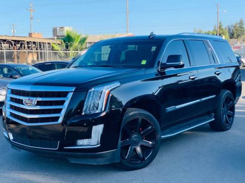 Pre-Owned 2016 Cadillac Escalade Luxury Collection 4X4 4dr SUV Four Wheel Drive SUV