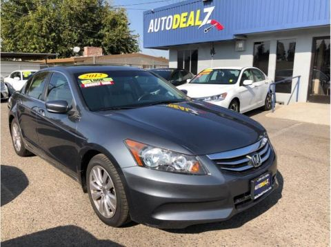 Pre-Owned 2012 Honda Accord EX-L Sedan 4D Sedan