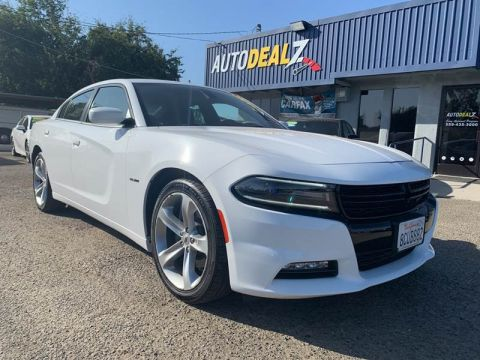Pre-Owned 2018 Dodge Charger R/T Sedan 4D Rear Wheel Drive Sedan