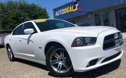 Pre-Owned 2014 Dodge Charger R/T Sedan 4D Rear Wheel Drive Sedan