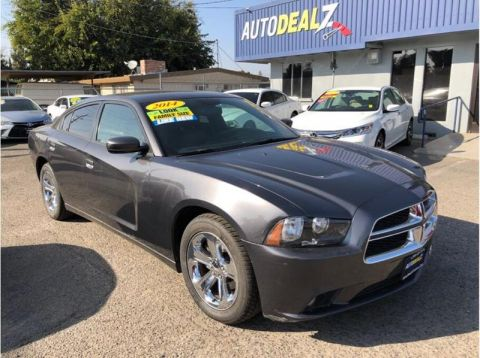Pre-Owned 2014 Dodge Charger SXT Plus Sedan 4D Rear Wheel Drive Sedan