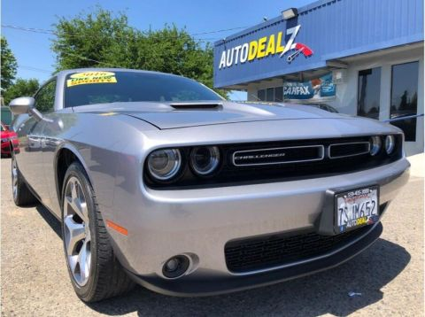 Pre-Owned 2016 Dodge Challenger SXT Plus Coupe 2D