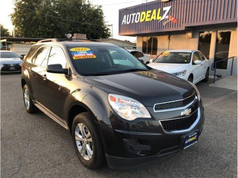 Pre-Owned 2015 Chevrolet Equinox LT 4dr SUV w/1LT Front Wheel Drive SUV
