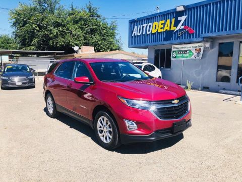 Pre-Owned 2018 Chevrolet Equinox LT 4dr SUV w/1LT
