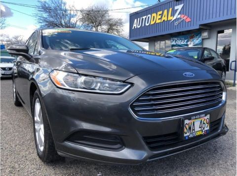 Pre-Owned 2016 Ford Fusion SE 4dr Sedan