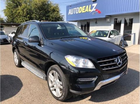 Pre-Owned 2015 Mercedes-Benz M-Class ML 350 4dr SUV Rear Wheel Drive SUV