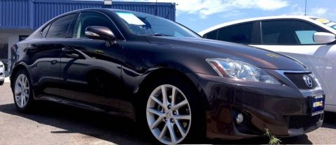 Pre-Owned 2012 Lexus IS 250 Base 4dr Sedan 6A Sedan