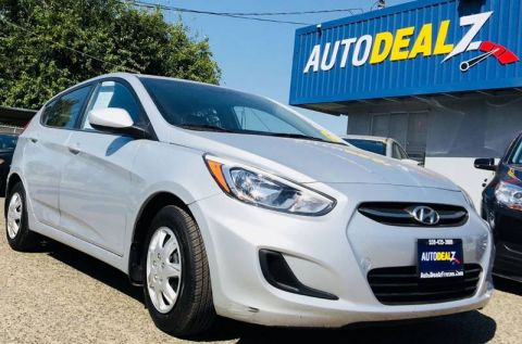 Pre-Owned 2016 Hyundai Accent SE 4dr Hatchback 6A Front Wheel Drive Hatchback