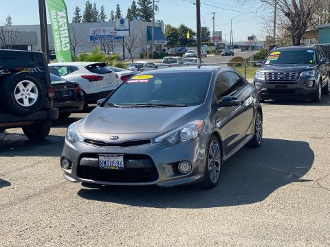 Pre-Owned 2015 Kia Forte Koup SX 2dr Coupe 6A