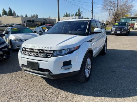 Pre-Owned 2015 Land Rover Range Rover Evoque Pure AWD 4dr SUV Four Wheel Drive SUV